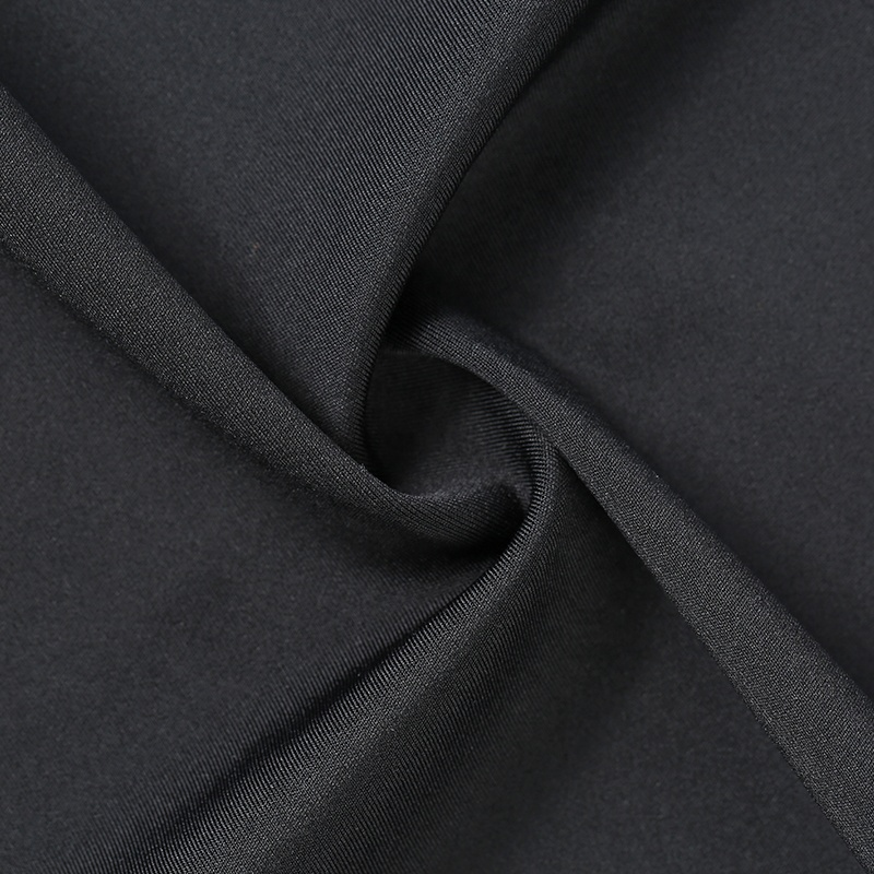 Eco-friendly Organic Cotton Bamboo Charcoal Fabric for T-shirt Underwear Legging Wholesale